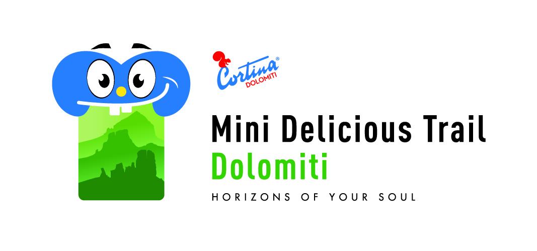 logoMiniDeliciousTrailDolomiti_orizzontale
