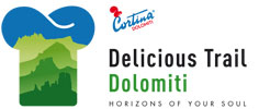 logo Delicious Trail Dolomiti